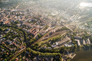 zdjęcie z galerii - Fotografia i film dla twojego biznesu - Michał Kokot - IMAGING TECHNICS - film i fotografia z drona - dron - UAV - dron opole - z lotu ptaka